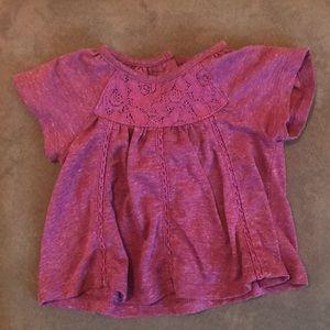 5/$15 Purple Koala Kids Tunic Shirt